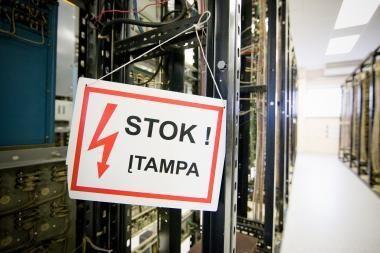 Valstybės kontrolė: remiamos Lietuvos elektrinės elektros gamybos kvota - abejotina