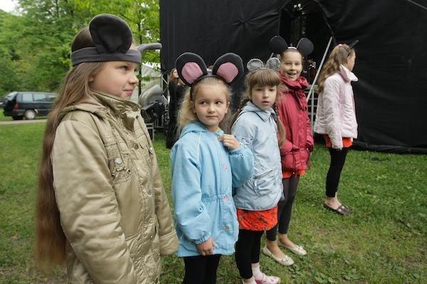 Mažieji vilniečiai buriasi į Vaikų kūrybos festivalį
