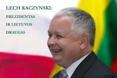 L.Kaczynskio katastrofoje žuvusiųjų artimieji reikalauja tarptautinės komisijos