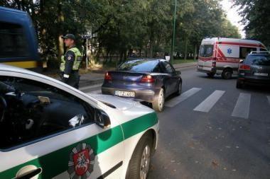 Savaitė keliuose: 65 eismo įvykiai, 3 žmonės žuvo, 73 sužeisti