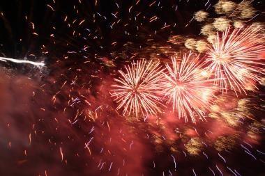 Naujieji metai Neringoje - be fejerverkų