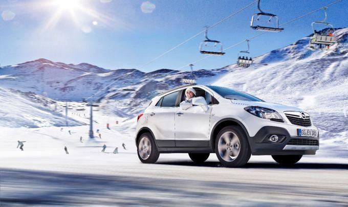 """""""Opel"""" pradžiugins dar viena """"Mokka"""" versija"""
