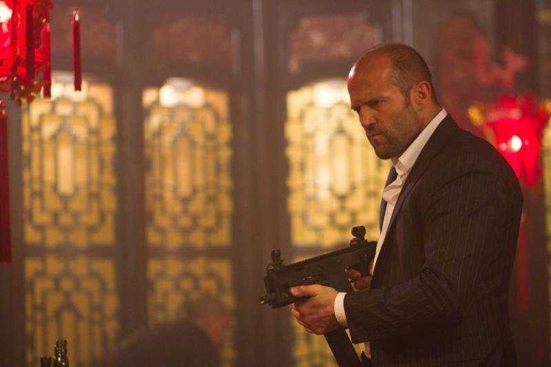 """Filme """"Profas"""" Jasonas Stathamas svaidosi riebiais rusiškais keiksmais"""