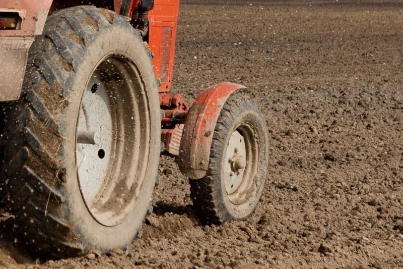 Kretingos rajone traktorius prispaudė žmogų