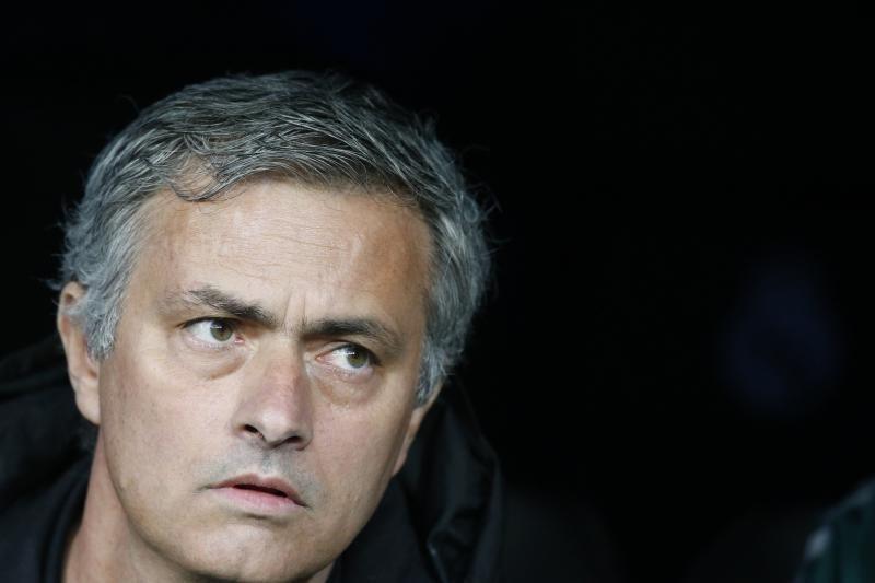 Po pasitraukimo iš Čempionų lygos J. Mourinho neslėpė nusivylimo