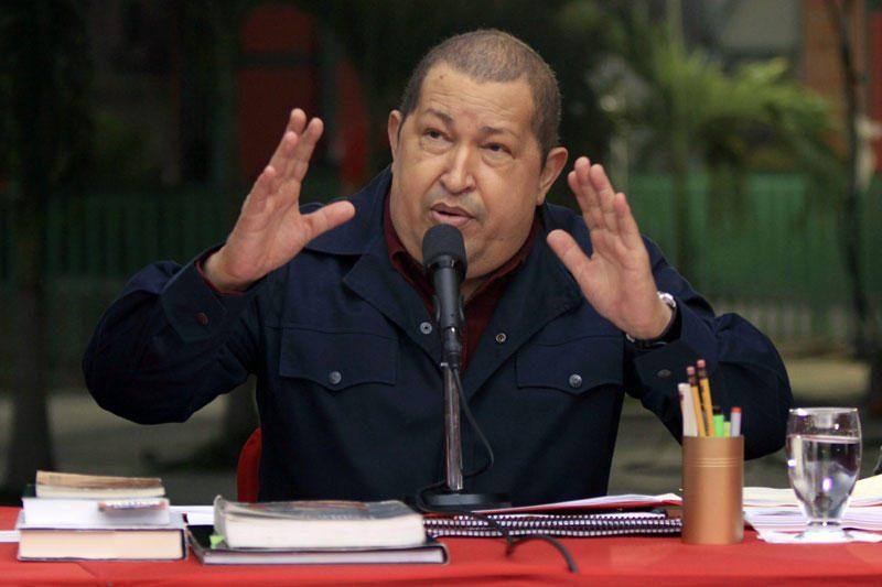 H.Chavezas ir jo XXI-ojo amžiaus socializmas