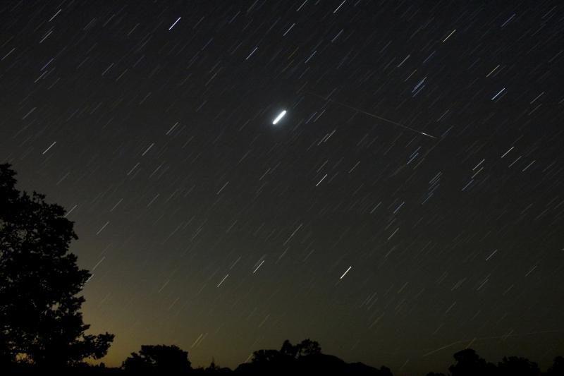 Viskas, ką reikia žinoti apie perseidų meteorų lietų (foto)
