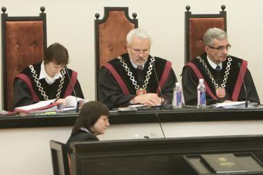 KT aiškinsis Seimo nutarimo teisėtumą