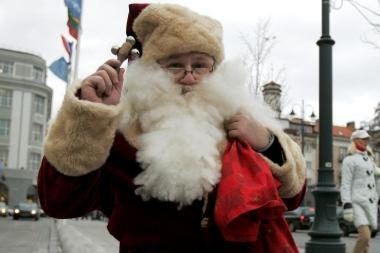 Vilniečiams dovanų – skurdžios Kalėdos