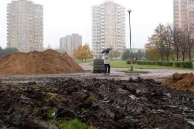 Ar sumažės Čečėnijos aikštė?