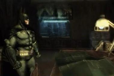 """""""Arkham City"""" brėžinys žaidime """"Batman: Arkham Asylum"""""""