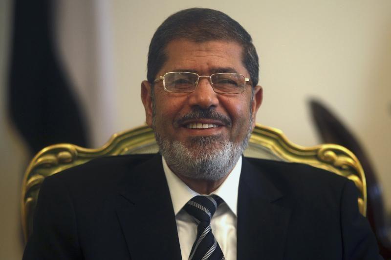 Sirijos delegacija susitikime neiškentė M.Mursi kritikos