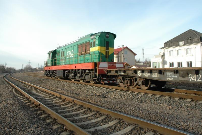 Klaipėdoje trūksta konteineriams vežti skirtų geležinkelio platformų