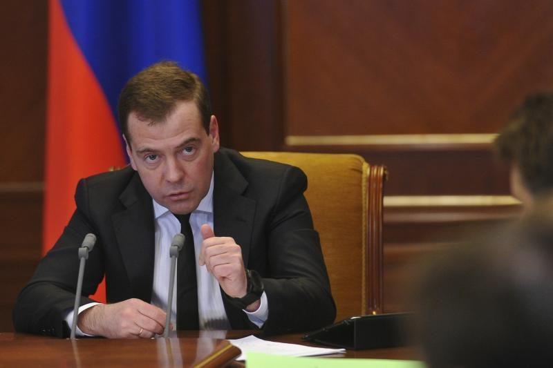 """Rusija peikia """"absurdiškus"""" planus dėl Kipro skolų krizės"""