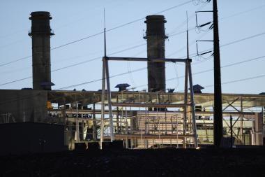 Lietuvos elektrinėje kyla naujas modernus blokas