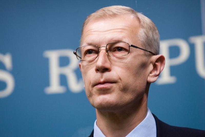 Naujuoju Liberalų sąjūdžio frakcijos seniūnu tapo A.Kašėta