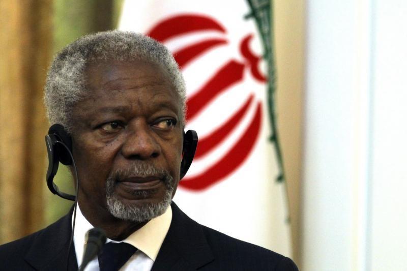 """K.Annaną """"šokiravo ir pribloškė"""" pranešimai apie žudynes Sirijoje"""