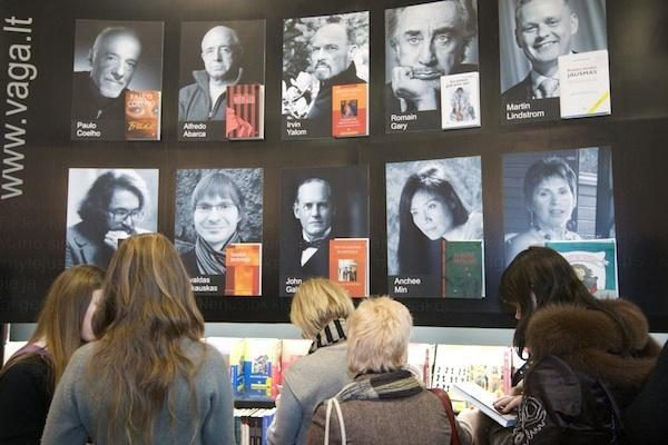 Vilniaus knygų mugė 2010: žinomų lietuvių rašytojų netruks