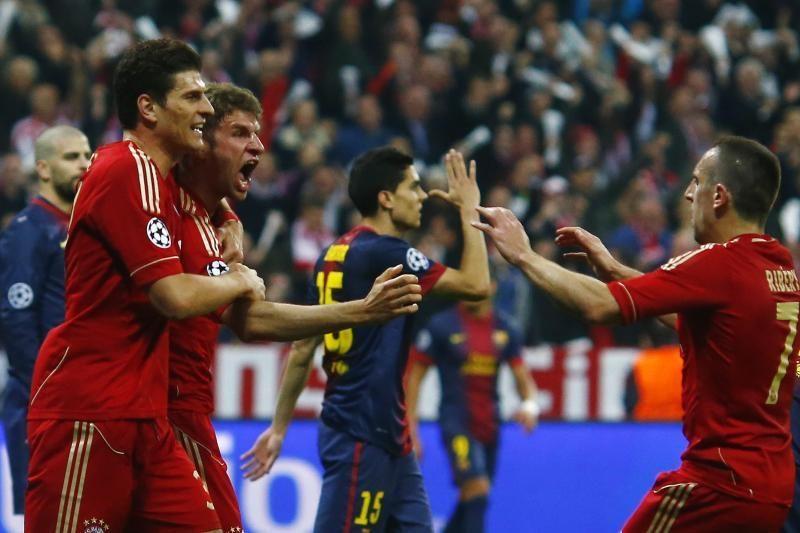 """""""Bayern"""" strategas: tikėjotės, kad prieš """"Barceloną"""" laimėsime 7:0?"""