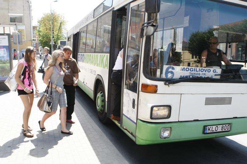 Panevėžys statys naują autobusų stotį