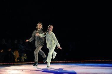 Vilniaus ledą kaitino pasaulio čempionai