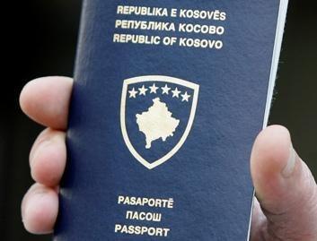 Kosovas išleido pirmuosius pasus