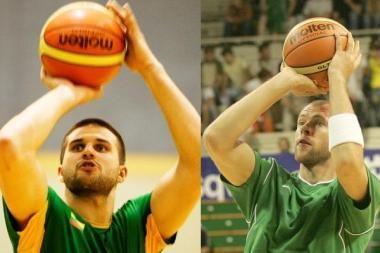 Simbolinėje 2009-2010 m. Eurolygos komandoje - du lietuviai