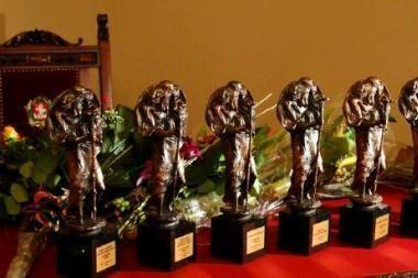 Bus įteiktos Šv. Kristoforo statulėlės