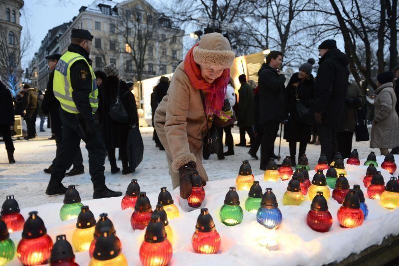 Pasaulyje minima Holokausto aukų atminimo diena