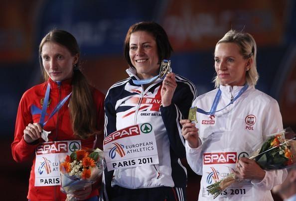 Dėl dopingo vartojimo diskvalifikuota Europos vicečempionė O.Syreva