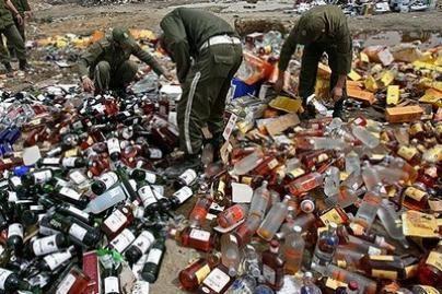 Kontrabandos per Rusijos sieną sumažėjo