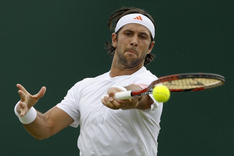 Favoritai ATP turnyre Kroatijoje žengė į ketvirtfinalį