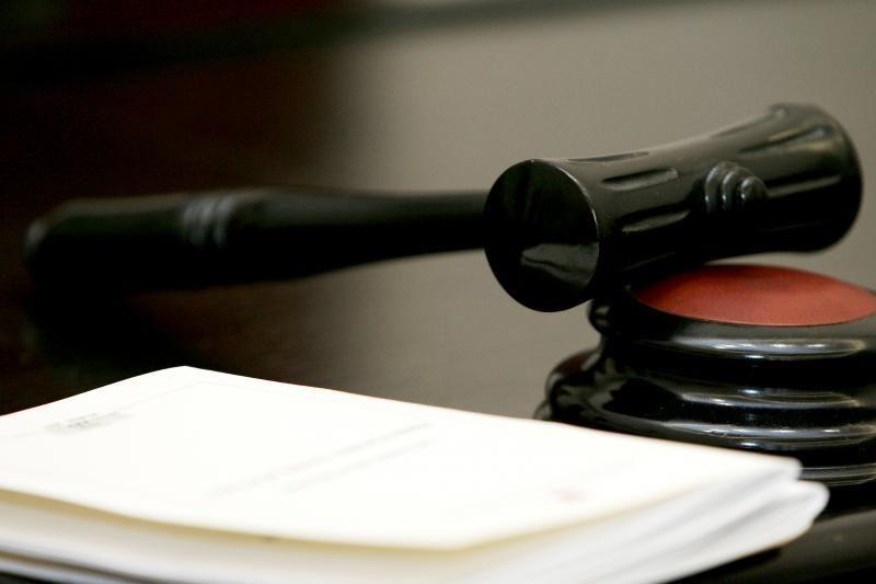 Teismui perduota Vingio parke nužudytos ir sudegintos moters byla