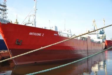 Šiaurės jūroje pagalbos laukia klaipėdiečių laivas (papildyta)