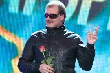 """V.Uspaskichas: """"Žvaigždžių duetuose"""" noriu dainuoti su R.Mikelkevičiūte"""
