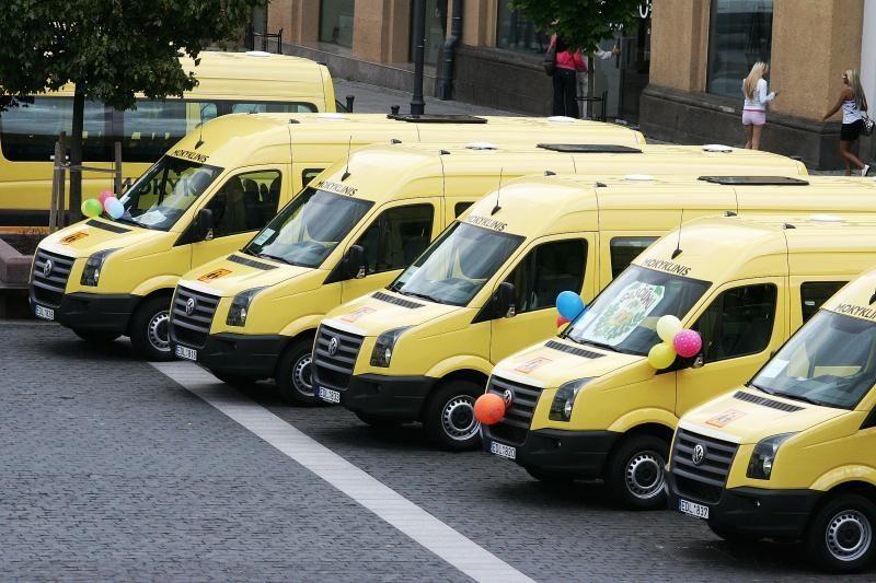 Geltonieji autobusiukai: klausimų daugiau nei atsakymų