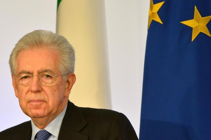 M. Monti planas reformuoti ekonominę krizę įveikusią Italiją
