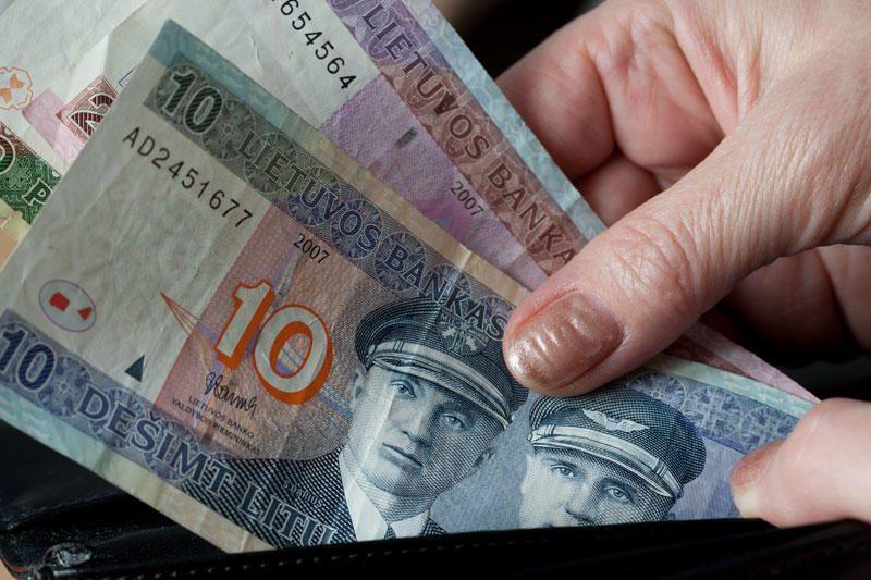 Iki 77 litų didėja PSD          mokestis