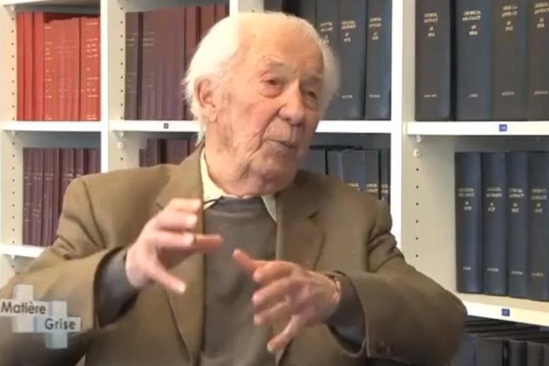 Nobelio premijos laureatas Ch. del Duve pasirinko eutanaziją
