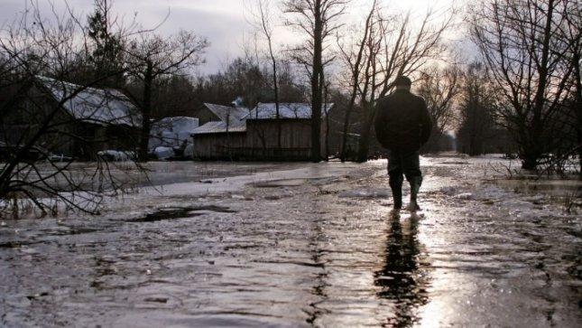 Pamaryje ėmė tvinti upės, kai kur nedaug liko iki stichinio lygmens