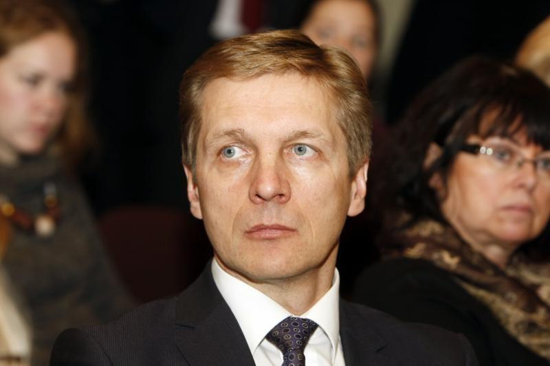 Naujasis Klaipėdos uosto vadovas tęs E. Gentvilo pradėtas derybas