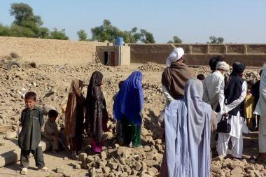 Per JAV ataką Pakistane žuvo 5 žmonės