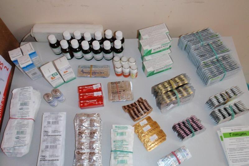 Karoliniškių turguje - neteisėta prekyba vaistais