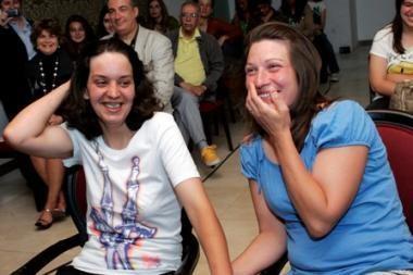 Portugalijoje užregistruota pirmoji gėjų santuoka - lesbiečių pora