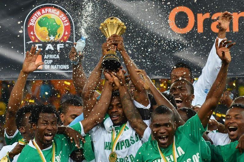 Nigerijos rinktinė palaužė Burkina Fasą ir tapo Afrikos čempione