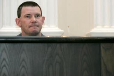 Airių teroristo teisme Vilniuje - baimė dėl liudytojo gyvybės