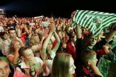 Danijos studentų reportaže - Lietuvos krepšinio sostinė - Kaunas