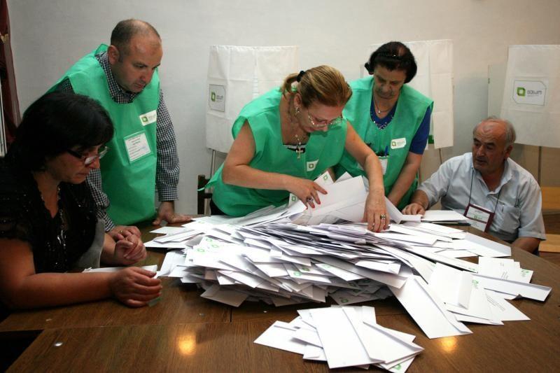 """ESBO: parlamento rinkimai buvo """"svarbus žingsnis"""""""
