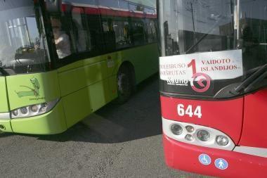 """Kam bus geriau sujungus """"Autrolį"""" ir """"Kauno autobusus""""?"""