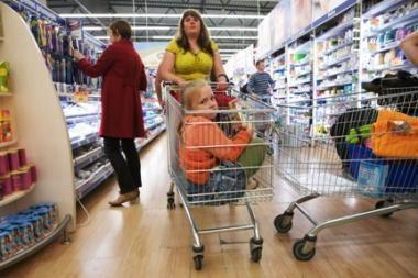 Smulkiesiems prekybininkams - prekių kainų nurodymo palengvinimas
